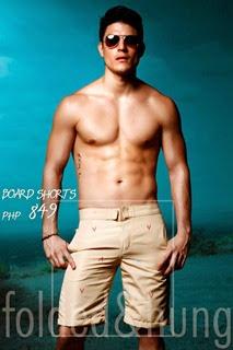 Folded and hung summer 2014 lookbook swimwear (9)