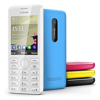 Nokia Asha 206 Philippines
