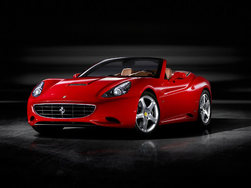 05/2008 Ferrari California