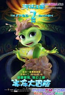Vương Quốc Loài Ếch 2 - The Frog Kingdom 2: Sub-Zero Mission (2016)