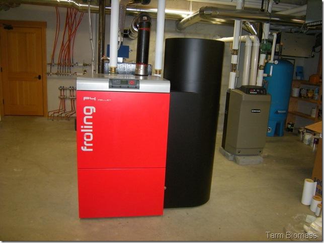 Froling P4 Wood Pellet Boiler 2