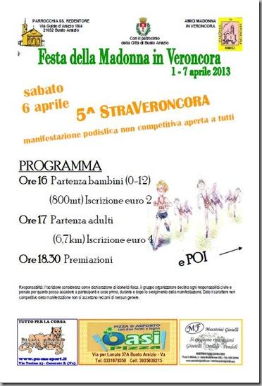 Straveroncora