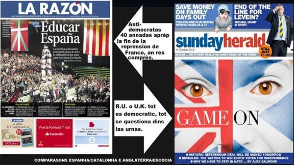 Comparasons de premsa.