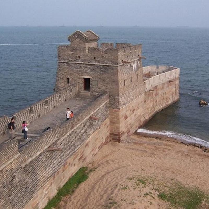 Laolongtou : Ujung Tembok Besar Cina di Lautan
