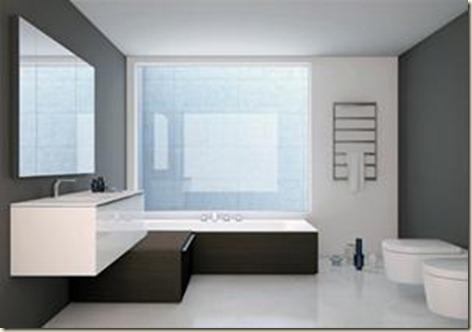 muebles para cuarto de baño moderno