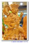 【群龍領袖】佛教護法天王~西方廣目天王~台灣檜木精緻雕刻@板橋九龍佛具