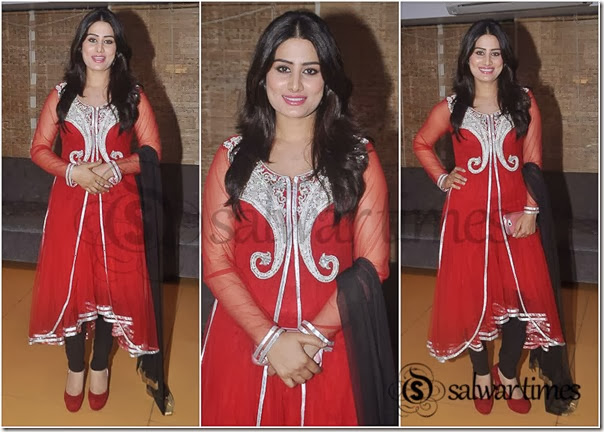 Red_Net_Salwar_Kameez