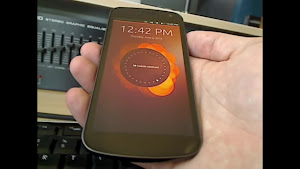 Ubuntu Touch su Galaxy Nexus