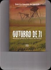 CAPA Livro OUTUBRO DE 71