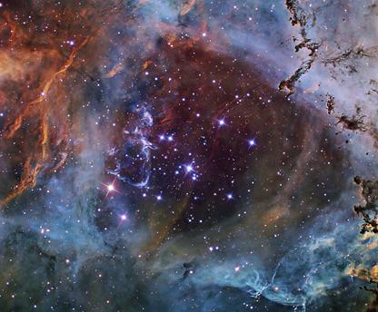 Nebulosa da Roseta
