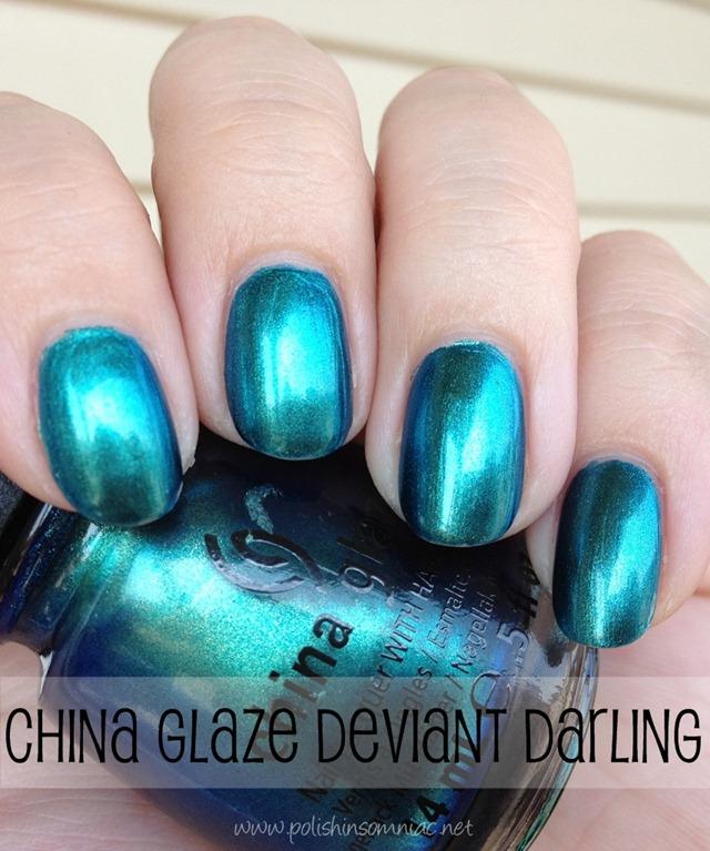 China Glaze Deviant Darling (2)