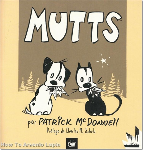 P00001 - Mutts  by Patrick McDonne