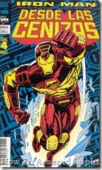 P00154 - El Invencible Iron Man #300