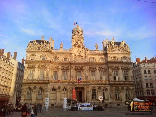 Visita Lyon Que ver 1