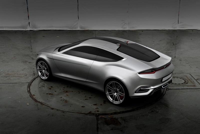 Big Ford Evos Concept 32