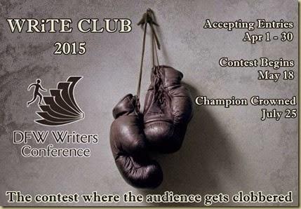 WRiTE CLUB 2015 Logo DFW