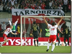 Polónia - Portugal em Chorzów