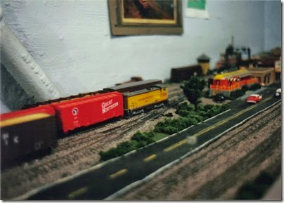 10 My Layout in Summer 2002