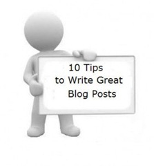 10 Tips on How to Write Popular Blog posts