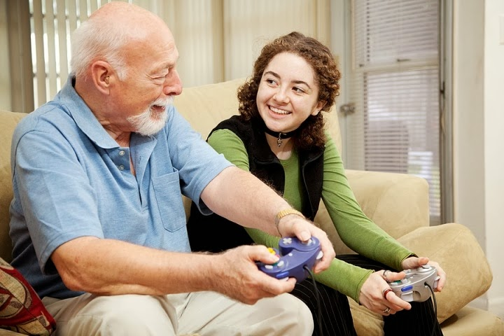 game_grandpa_girl_bond
