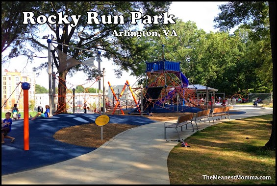 Rocky Run Park (22201) — REDESIGNED 2014