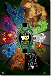 ben-10-alien-force-omnitrix ben 10 forca alienigena imagens