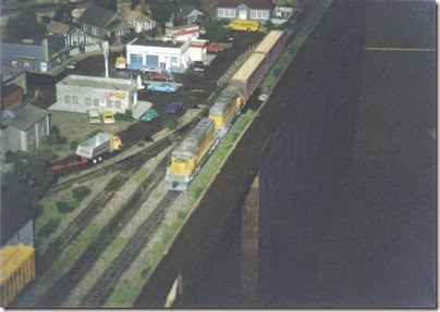 02 LK&R Layout at the Triangle Mall in February 2000