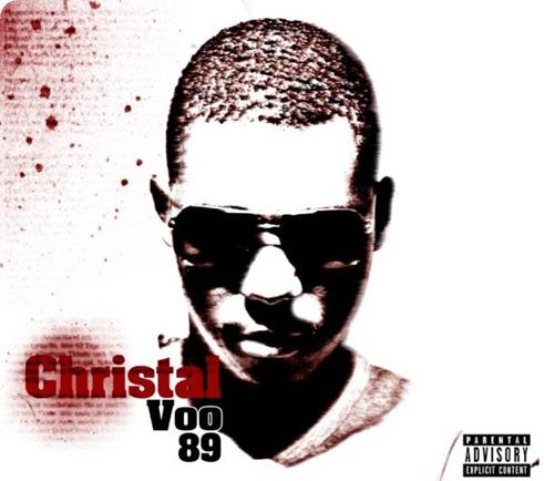 Christal - Mixtape 'Voo 89' [Capa Frontal]