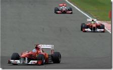 Alonso vince il gran premio di Gran Bretagna 2011
