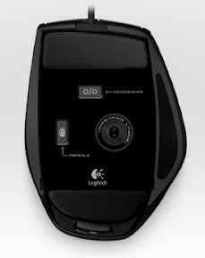 Logitech Laser Mouse G9X for Call of Duty: Modern Warfare 3