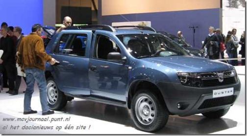 Dacia Duster Ambiance 12