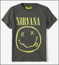 nirvana.grunge.camiseta.zara.kurt.cobain