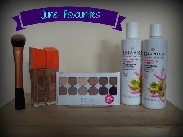 June Faves
