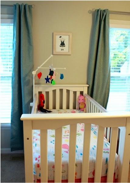 Favorite Paint Colors - gray nursery