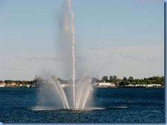 7766 Ontario  - Sault Ste Marie - Millenium Fountain