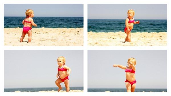 beach, summer 2012