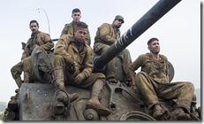 Panssarivaunun miehistö