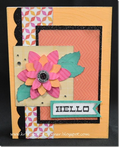 krista u0027s crafty corner national scrapbooking month dream pop