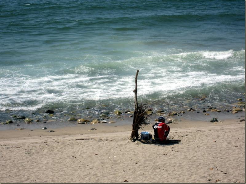 Fisherman and Shade