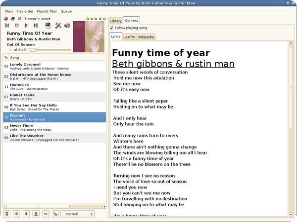 gmusicbrowser_lyrics