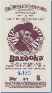 2011 AG Granderson Bazooka 16 of 25b