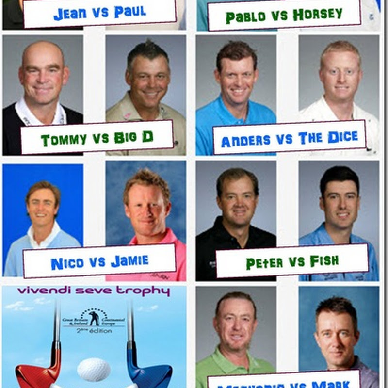 2011 Vivendi Seve Trophy Teams Head To Head