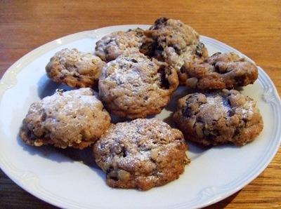 cherry choc cookie