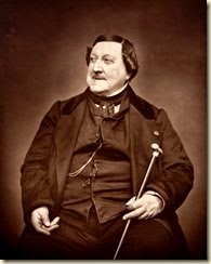 Giacomo Rossini, 1865 by Carjat