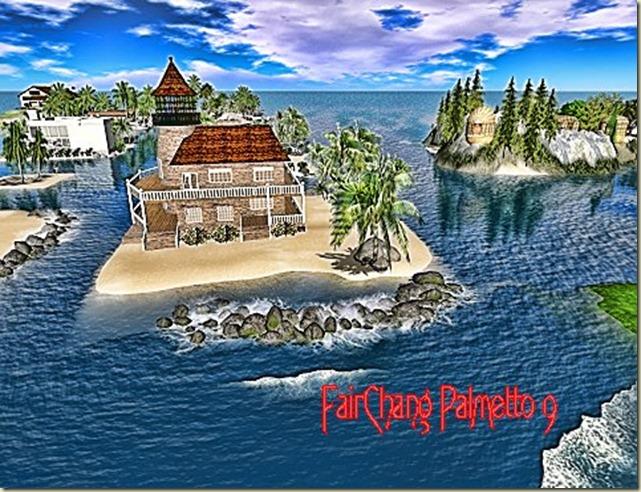 FairChang Palmetto 9