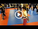 Video: Eidan performing at his karate graduation