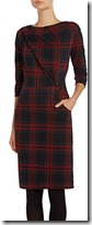 Dickens and Jones Plaid Dress