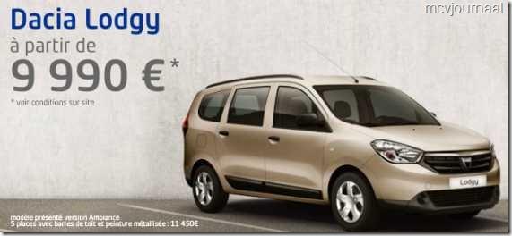Dacia lodgy 66