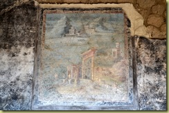 Fresco in attrium-1