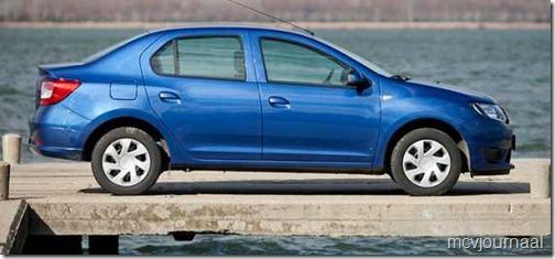 Dacia Logan Sedan test 06